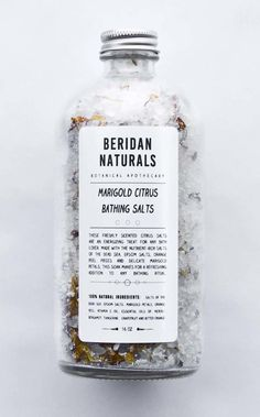 7/2/15: Beridan Naturals creator Katie Brooks uses our surrounding nature as a constant source of inspiration (and ingredients) in her organic, apothecary skin- and bodycare line. Today only, the Facial Care and Bath + Body collections are 50 percent off! Where to begin? Try the calming chamomile and red clay-packed Cleansing Grains (doubles as a face mask) or the invigorating Marigold Citrus Salt Scrub or the ultra-moisturizing Simple Butter (a little goes a long way).