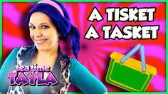 A Tisket A Tasket Nursery Rhyme | Nursery Rhymes and Kids Songs for Chil...