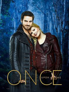Captain Swan Comic Poster Version 2 by Marianne Paluso