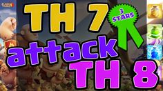 Clash of Clans TH 7 Attack TH 8 3 Stars Clan War   Y Channel : https://www.youtube.com/channel/UC2SiB2IYhPOqAZZIeB4BNmQ