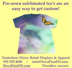 Custom apparel, pre-sewn or cut & sew, done in house daily. #‎sublimation‬ ‪#‎Design‬ ‪#‎pantone‬ ‪#‎customprinting‬ ‪#‎apparel‬ ‪#‎exhibition‬ ‪#‎fabric‬ ‪#‎alloverprint‬ ‪#‎brandambassador‬ ‪#‎NPDS