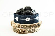 DSLR cover camera strap sleeve | Canon/Nikon Cover camera strap | DSLR Camera Strap Cover Sleeve | Cover Camera Strap Photographer Gift