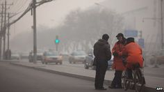 BBC article re Beijing pollution soaring to hazardous level.