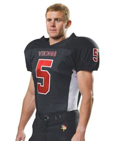 c2a1d8ac3ee The A4 Adult Titan 4-Way Stretch Football Jersey has the stretch ability to  keep