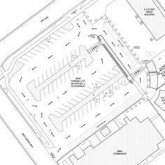 Parking Lot Plan for Denver Montclair International School — EVstudio, Architect Engineer Denver Evergreen Colorado, Austin Texas Architect