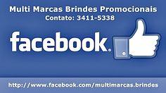 Acompanhe nossas publicações, promoções e novidades! Siga nossa página do Facebook. Multi Marcas Brindes Promocionais: Ligue e faça seu pedido com Isa Ricardo: (19) 3411-5338