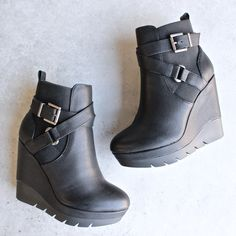sbicca women's free spirit boots - black - shophearts - 1