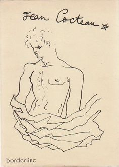 Line ink drawing Figure Drawing, Painting & Drawing, Drawing Sketches, Art Drawings, Jean Cocteau, Rene Magritte, Chef D Oeuvre, Gay Art, French Artists