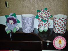 Vera Farias Arte e Design: Boneca menina flor (35cm)