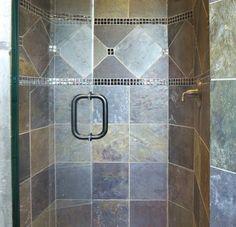 shower design using 12x12 tiles | Shower Tile Ideas - Mission Stone and Tile - Luxury Tile Store ...