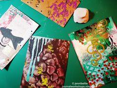 Jennibellie Studio: About Creative Evolution
