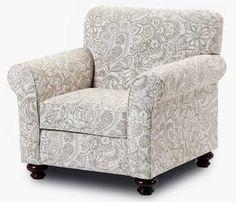 Hutton Khaki Accent Chair - Puritan Furniture- CT.'s Largest Furniture Store- 5 Acres!