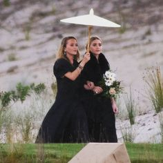 """828 Likes, 11 Comments - Mary-Kate & Ashley Olsen (@marykateandashleyo) on Instagram: """"25/02/2017 - MARY-KATE & ASHLEY ARE BRIDESMAIDS AT THE WEDDING OF THEIR FRIENDS MAGGIE KAYNE AND…"""""""
