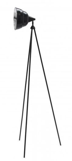"""Photography Lamp with Stand - 13W CFL Bulb Included (Black) (16""""H x 21.50W x 19.25D). Studio Designs' contemporary Photography Lamp with Stand is designed with both the professional and the amateur in mind. This lightweight, durable lamp adjusts to four different heights ranging from 16'' to 53.5'' using the screw thread design of the tripod stand. Adjustable on unstable surfaces. Approved for up to a 60W incandescent bulb.13 Watt CFL Bulb Included. Overall Dimensions: 21.5""""W x 19.25""""D x 16""""…"""