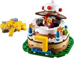 Nuovi LEGO: Birthday Cake (40153) #Lego