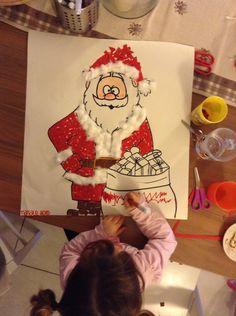 Il Natale si avvicina e noi ci prendiamo avanti con tanti lavoretti Made in home