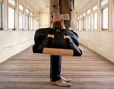 Charlie Duffle by Vinted Goods