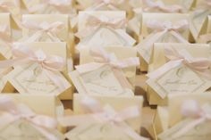 Party Favors, Wedding Favors Garden Wedding Planned/Design By : Bella Baxter Special Events and Lauren M Creative Photos By: Our Labor of Love