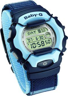 Die Baby-G war typisch für die 90er