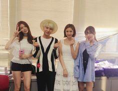 Jungah, Raina, and Kaeun - After School Sooyoung, After School, Female, Coat, Jackets, Fashion, Down Jackets, Moda, Sewing Coat