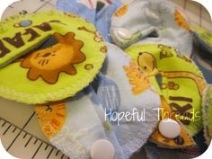 G-tube pad tutorial...again a pin i dont need ive made hundreds lol