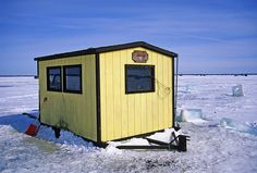 A portable ice fishing shanty can make a long day on the ice a tone more enjoyable. Description from naturalhairs.info. I searched for this on bing.com/images