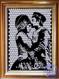 Lux Siluet adalah mahar pernikahan unik dan mewah sangat special buat moment istimewa Anda, Size & Frame dari mahar ini sendiri bisa disesuaikan dengan keinginan dan kesukaan Anda. Silahkan Pesan