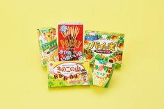 Classic : The bestselling, most well-known treats dominating the Japanese snack…