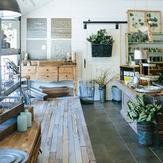 Jonna Gaines new store- as usual, beautiful design