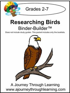 Researching Birds Binder Builder
