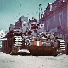 British Army, British Tanks, Cromwell Tank, Military Armor, Ww2 Tanks, Battle Tank, Military Equipment, D Day, Panzer