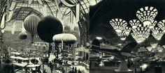 Grand Palais Aeronautic and Automotive exhibitions 1909 and 1938