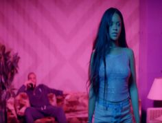 rihanna topless | Rihanna Releases Two Music Videos For 'Work' - 98FM
