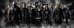 So in the final film in 'Batman v Superman – The FilmGeeky Cinematic Battle' is the 2012 finale in the Christopher Nolan Batman trilogy – The Dark Knight Rises, set8years after …