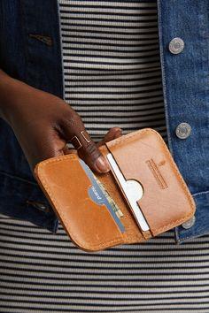 Kalkidan Leather Wallet | FASHIONABLE