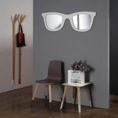 Miroir Lunettes Geek
