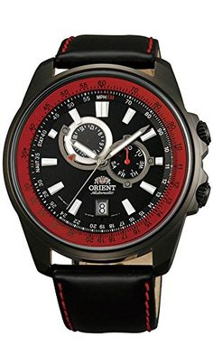 Orient Watch USA™ is the official and licensed online distributor. Shop Mako USA II, Bambino, Kamasu, Ray II, Orient Star and best priced Japanese watches for men and women. Sport Watches, Watches For Men, Orient Watch, Mechanical Watch, Automatic Watch, Casio Watch, Luxury Watches, Chronograph, Black Leather