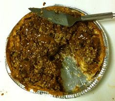 Pecan Crumble Apple Pie