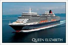 MS Queen Elizabeth is a Signature class cruise ship operated by the Cunard Line. She is the second largest ship to be constructed for Cunard, exceeded only by the Queen Mary and is capable of carrying up to passengers, Queen Elizabeth Cruise, Cunard Queen Elizabeth, Alaska, New Zealand Cruises, Cunard Ships, Transatlantic Cruise, Last Minute Cruises, Baltic Cruise, Ocean Cruise