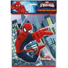Sacs surprises Spiderman