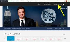 How To Get Tickets To The Tonight Show Starring Jimmy Fallon - Request Tickets New York Christmas, Christmas Travel, Jimmy Fallon Show, Nyc Bucket List, York Things To Do, Anniversary Plans, 40th Birthday Gifts For Women, Voyage New York, I Love Nyc