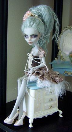 Monster High custom doll                                                       …                                                                                                                                                     More