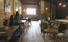 Spotted by Lady Kerstyn | #kavarnacohledajmeno #coffee #coffeehouse #cafe #café #interior #DIY #handmade #reconstructed #wood #recycling #upcycling #cozy #interior #interiordesign #insidedecor #kavárna #káva