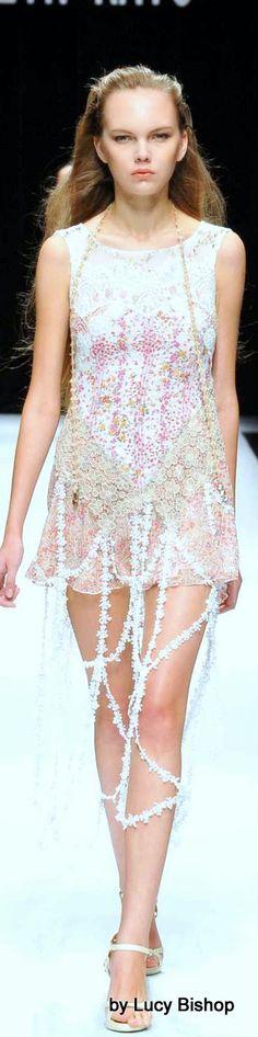 Zin Kato Spring 2015 Lucys blog the haute stream...#LadyLuxuryDesigns