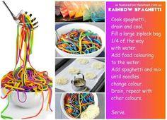 Color noodles