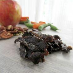 Beef Jerky, Paleo, homemeade, DIY, Whole30, coconut aminos, oven