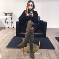 The LOWLAND: All you need for the best boot selfie. #inourshoes