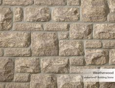 Cumberland Building Stone - Weatherwood