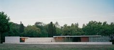 Ludwig Mies van der Rohe | The German Pavilion | Barcelona | 1929