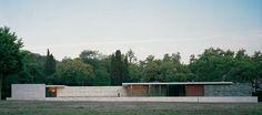 Ludwig Mies van der Rohe | The German Pavilion | Barcelona | 1929